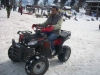 Snow Scooter in Manali