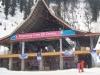 ropeway and ski center Manali