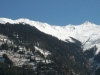 distant view of Rohtang Pass
